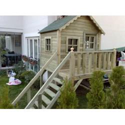 çe-19 çocuk evi 1.5*2  = 2 m2 fiyatı 6750