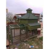 TK-14 tavuk kumesı fiyatı 2.500  tl en 180 boy 250 yukseklık 220 cm  10  tavukluk